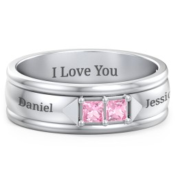 Men's Timeless Romance Ring
