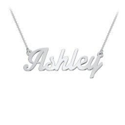 Personalised Name Necklace