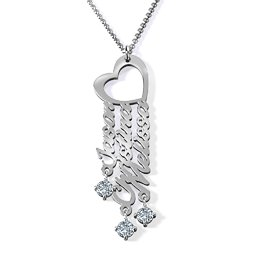 A Mother's Dream Name Necklace