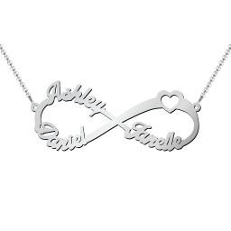 Love to Infinity Pendant