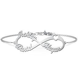 Love to Infinity Bracelet