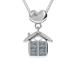 House of Love Pendant