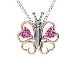 Love Butterfly Pendant