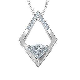 Optical Elegance Necklace