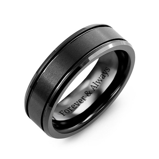 b89a00e8f5 Men's Promise Rings - Personalized For Husband or Boyfriend | Jewlr