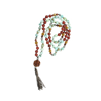 """Courage & Energy"" Mala"