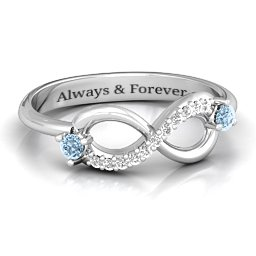 do you wear a promise ring on your wedding finger