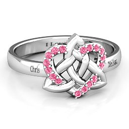 Celtic Heart Ring